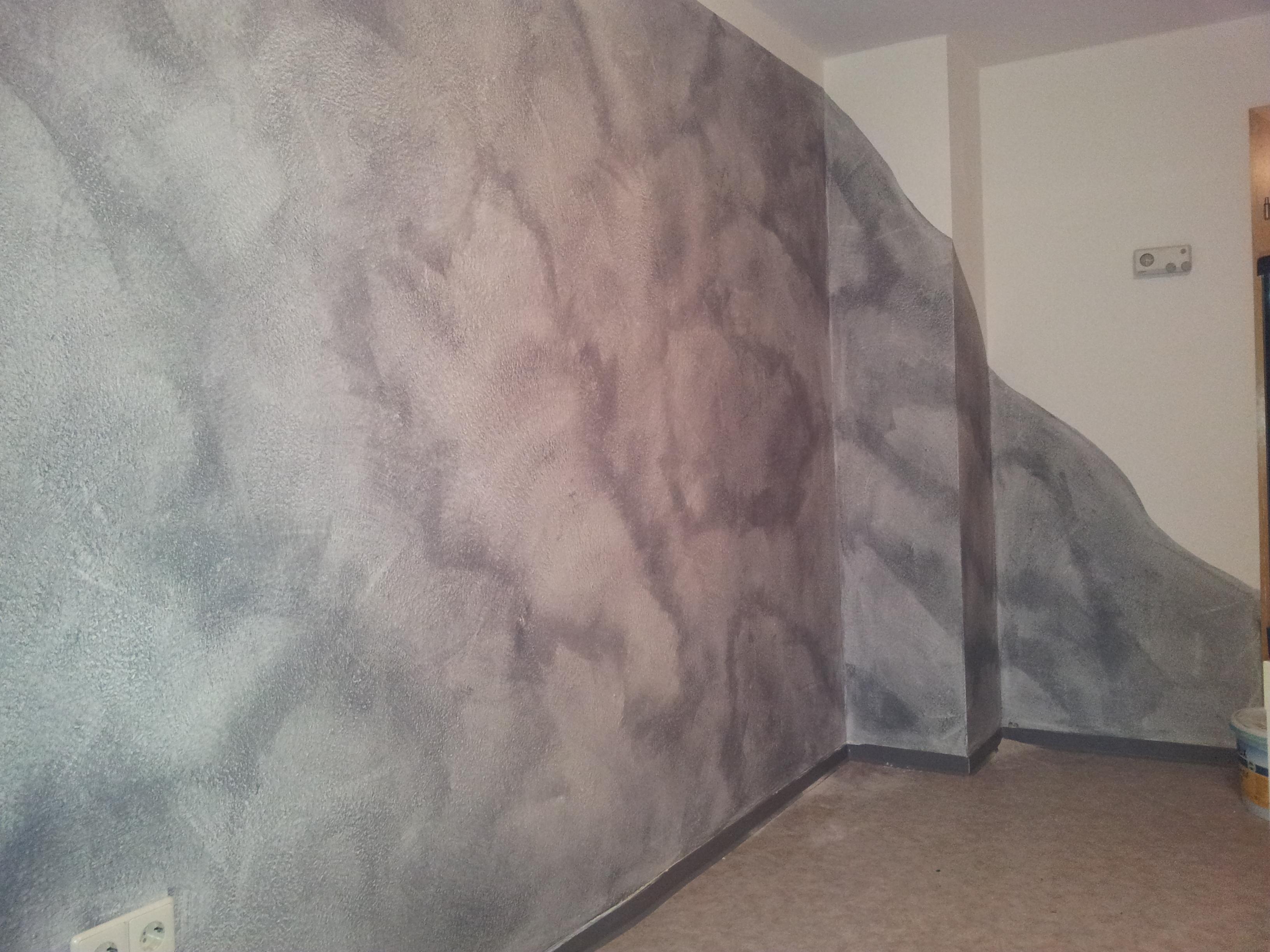 Malerfachbetrieb Maier Dekorative Wandgestaltung