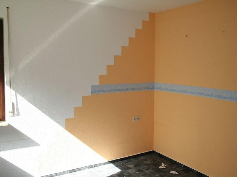 Farbliche Wandgestaltung Beispiele: Malerfachbetrieb Maier: Wandgestaltungen